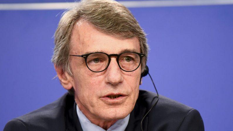 La Russia vieta l'ingresso a otto europei, c'è anche Sassoli