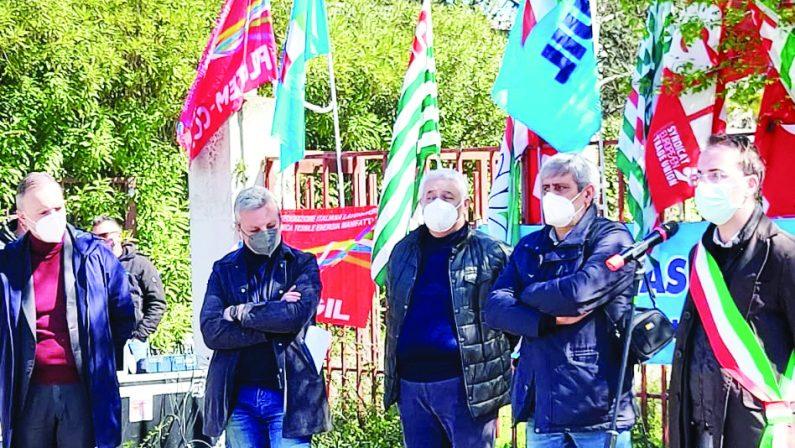 Industria lucana, «Rilancio possibile partendo anche dalla Valbasento»