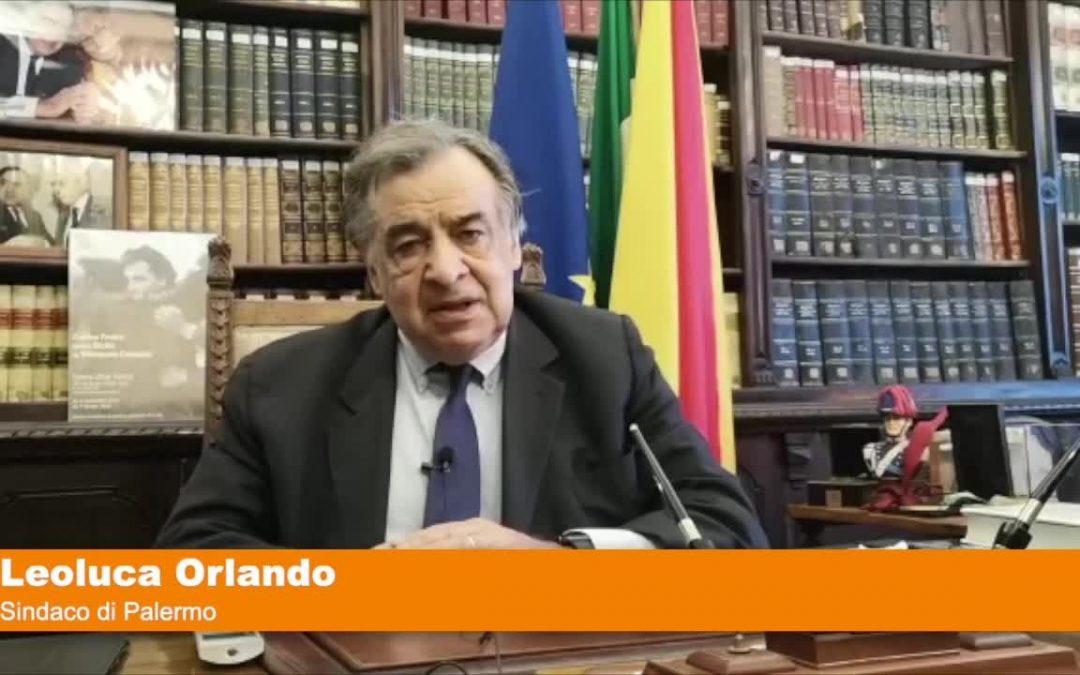 """Palermo zona rossa, Orlando: """"Situazione preoccupante"""""""