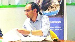 """Giuseppe Gaudiano, il dirigente """"reintegrato"""" in Comune"""