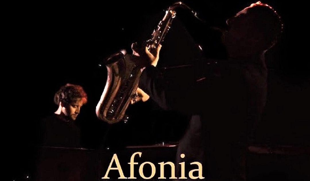 """Emanuele Via e Danilo Guido in """"Afonia"""""""