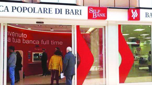 Banca popolare di Bari fuori dal processo