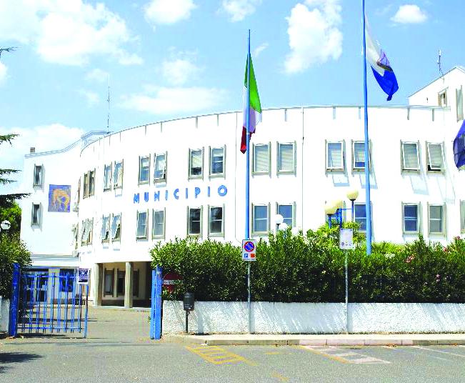 Il Municipio di Policoro