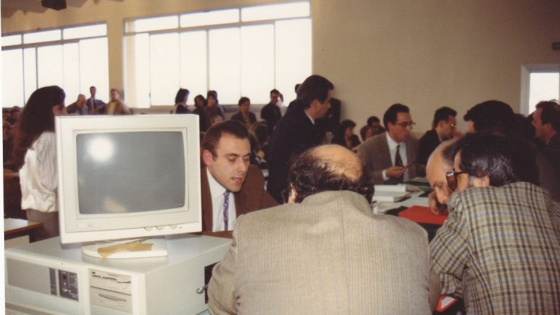 Trent'anni fa all'Unical il primo laureato d'Italia in Ingegneria informatica