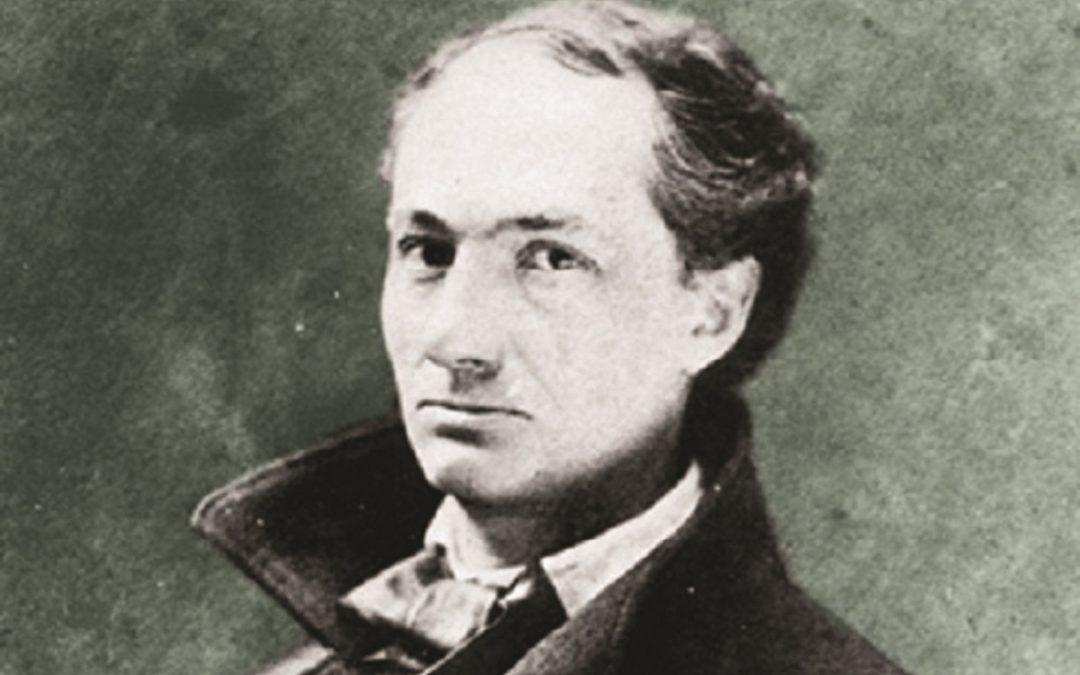 Charles Baudelaire era nato nel 1821