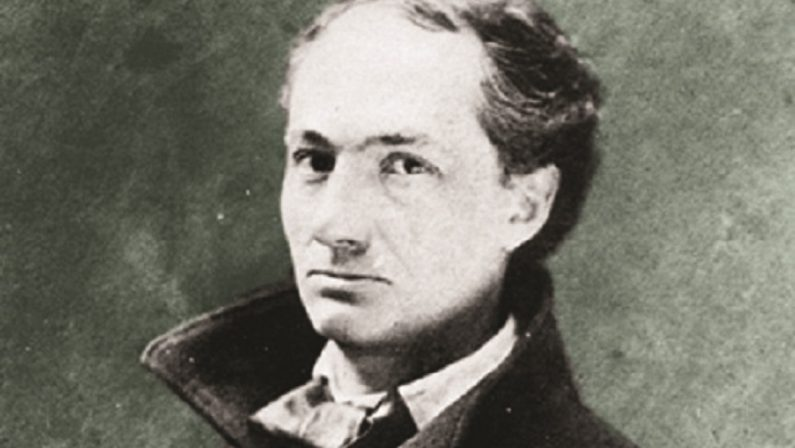 Baudelaire, la poesia comeil cerino nel buio che insegna