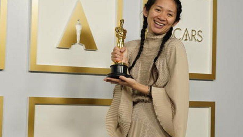 Oscar: trionfo per Nomadland, McDormand e Hopkins. L'Italia resta a mani vuote