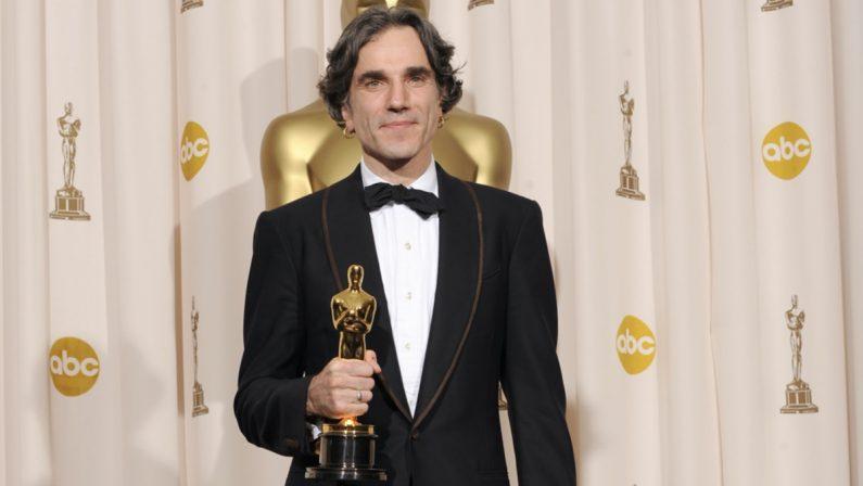Tre Oscar e 147 altri premi: il fenomeno Daniel Day-Lewis