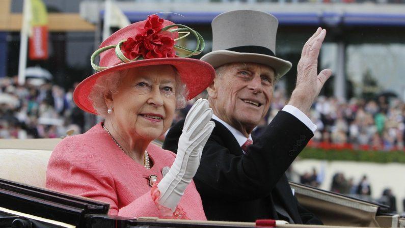 Annuncio di Buckingham Palace: è morto il principe Filippo, duca di Edimburgo