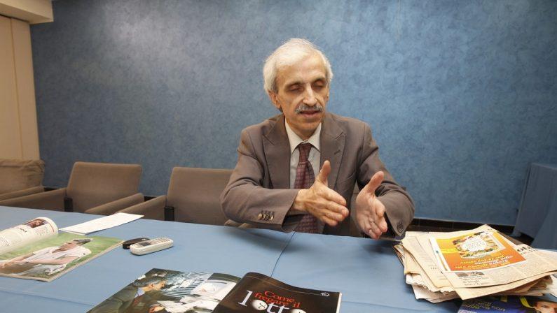Corbelli a Spirlì: «Test salivari per la popolazione scolastica»