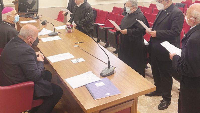 Nasce a Catanzaro il tribunale ecclesiastico d'appello per le cause matrimoniali