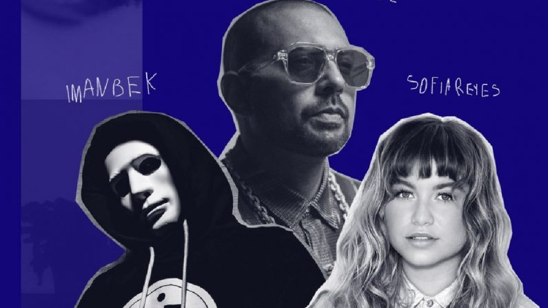 Imanbek, Sean Paul e Sofia Reyes nella nuova hit estiva
