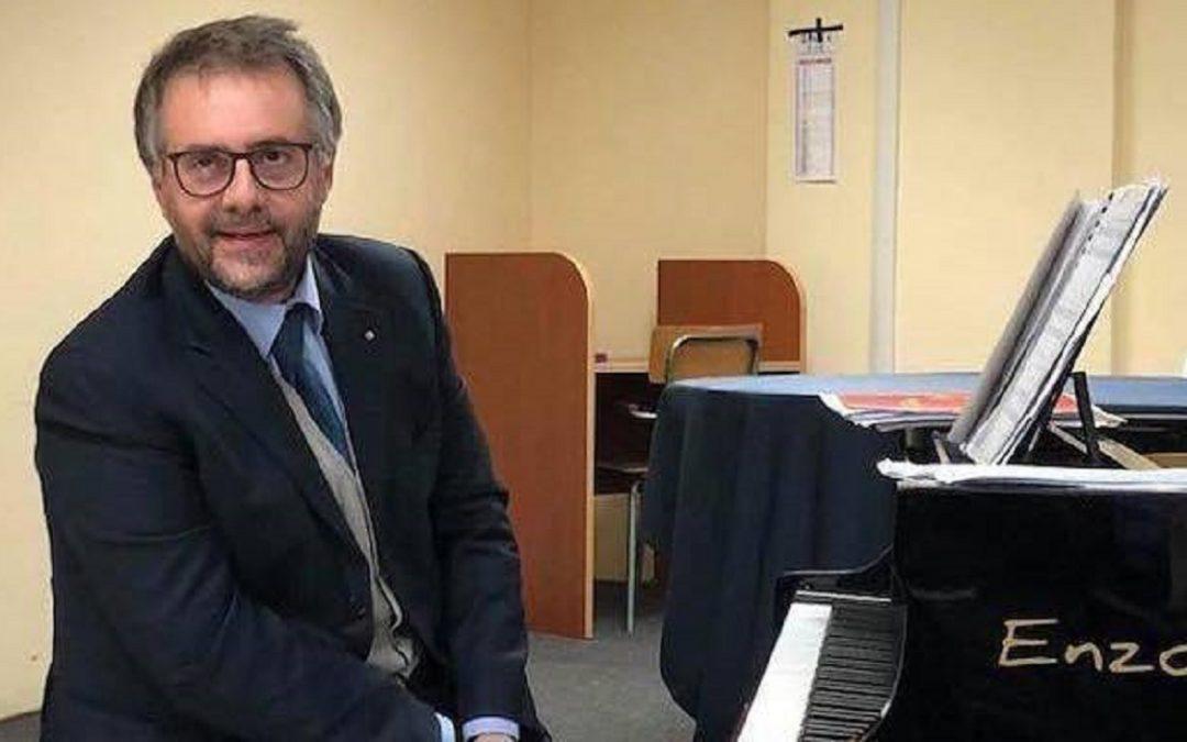 Il maestro Francesco Perri