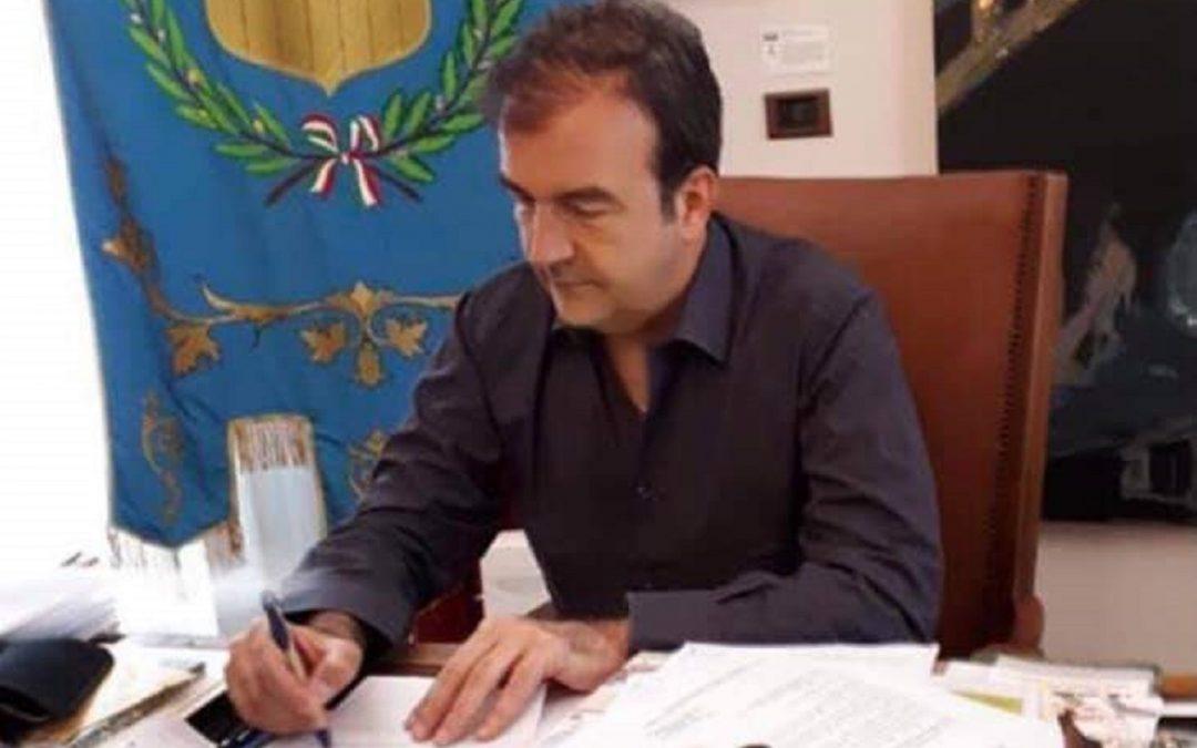 Il sindaco di Cosenza Mario Occhiuto