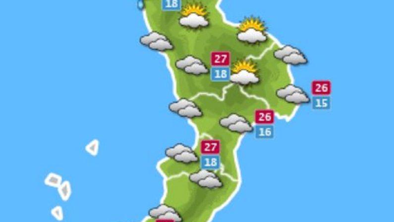 Meteo, temperature estive per il Primo maggio in Calabria