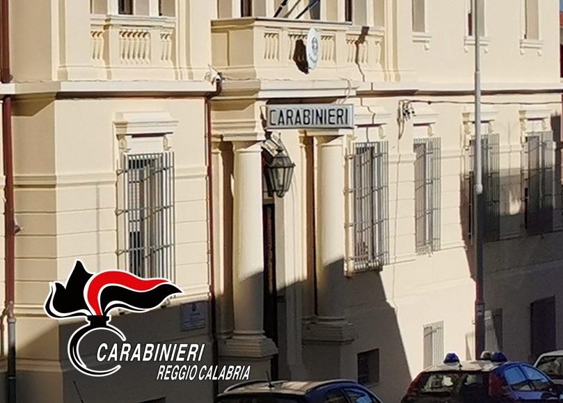 I carabinieri di Palmi