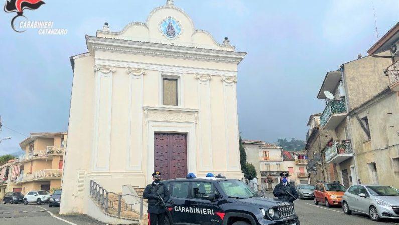 Rapine ad anziane nel Lametino, due arresti dei carabinieri