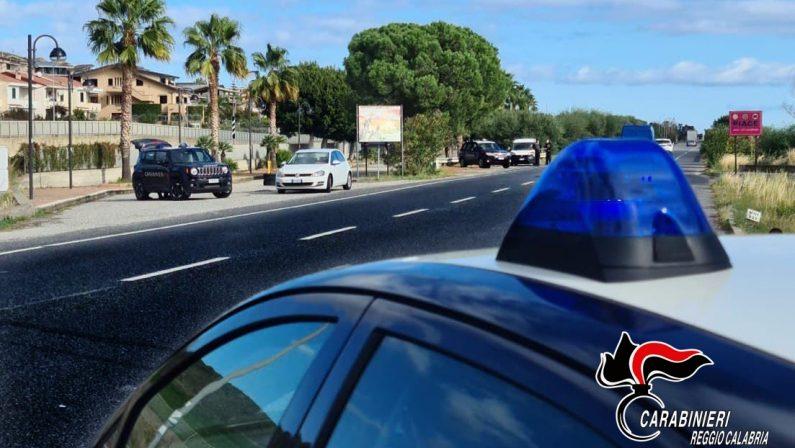 Droga: crotonese arrestato a Riace, aveva un chilo di cocaina in auto