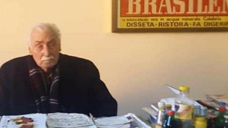 """Addio Salvatore Cristofaro, l'imprenditore papà della """"Brasilena"""""""