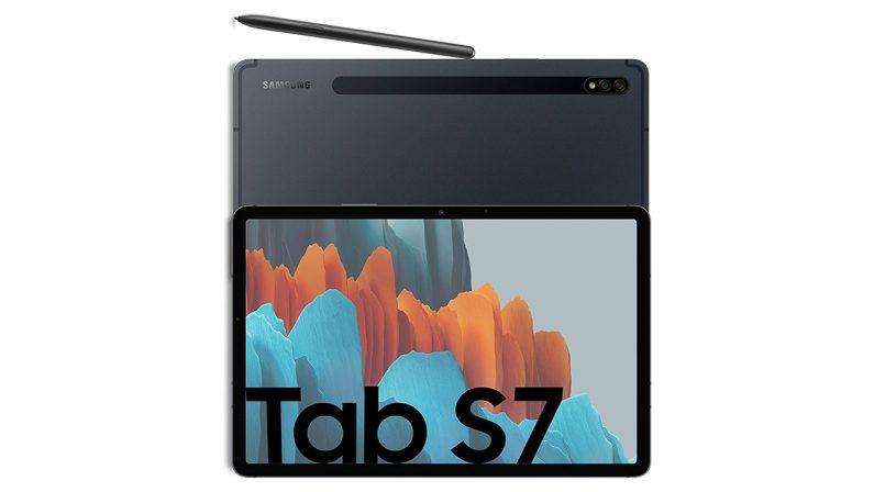 Offerte Amazon, Samsung Galaxy Tab S7 in extra sconto