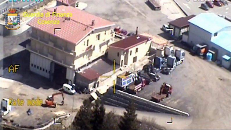'Ndrangheta: sequestro beni da 50 milioni alla famiglia Spadafora del Cosentino - VIDEOSERVIZIO