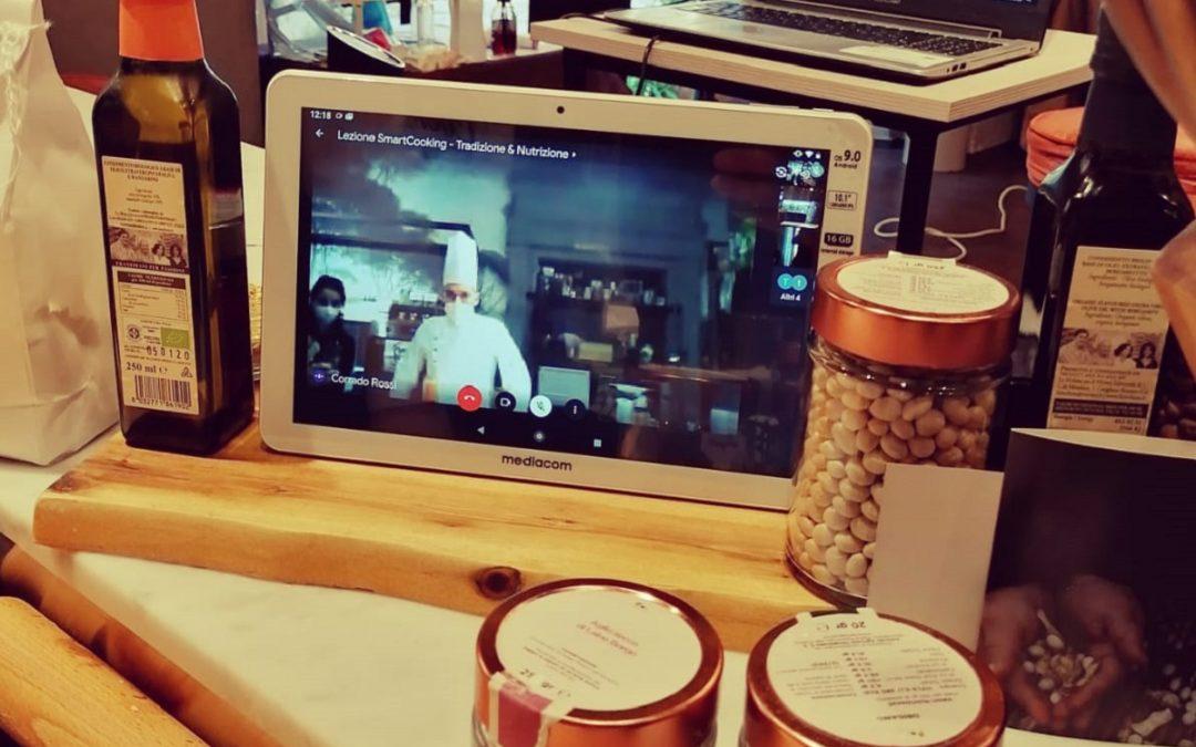 Se la dad si usa anche per cucinare: l'esperienza di smart cooking dell'Istituto Superiore di Cariati