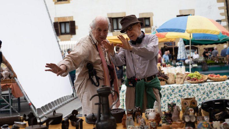"""""""Rifkin's Festival"""" di Woody Allen (e la fotografia di Vittorio Storaro) al cinema dal 6 maggio"""