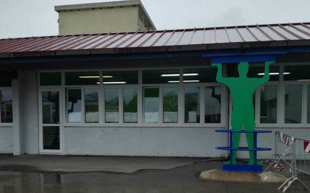 La scuola di Pomarico