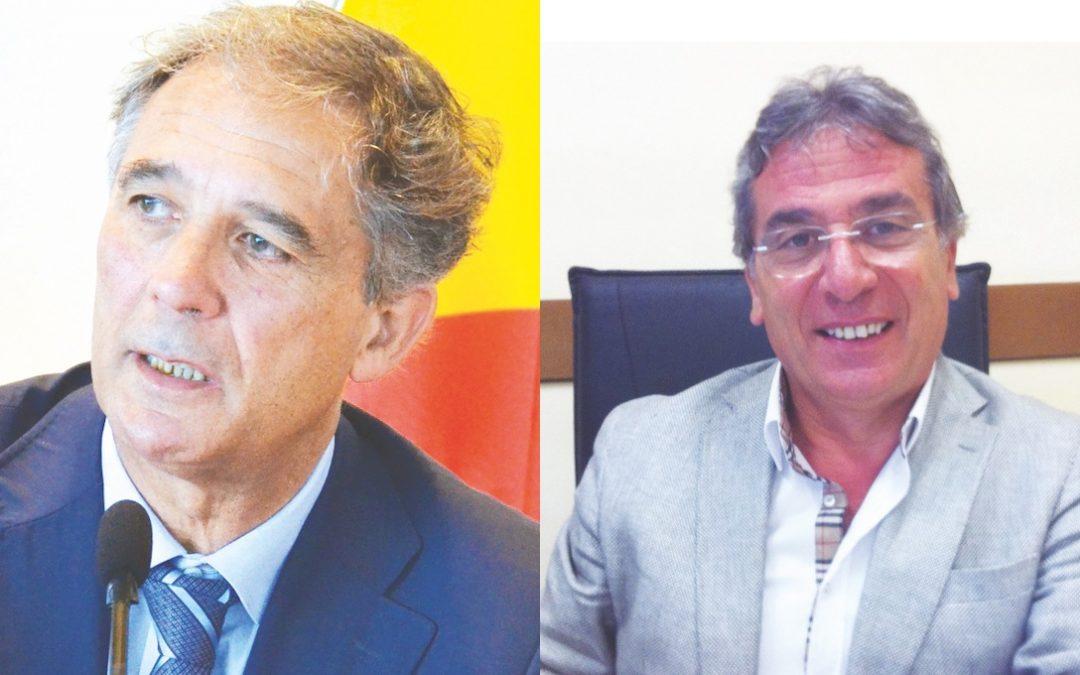 Angelo Pellicanò e Michele Ametta