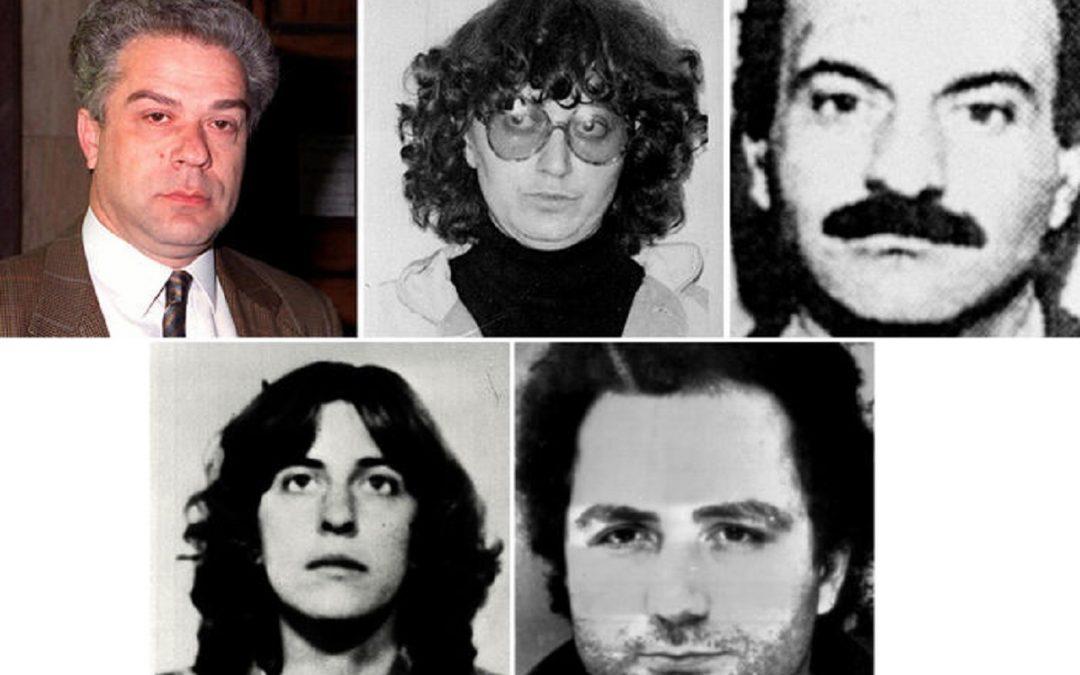 Una parte degli ex terroristi arrestati in Francia
