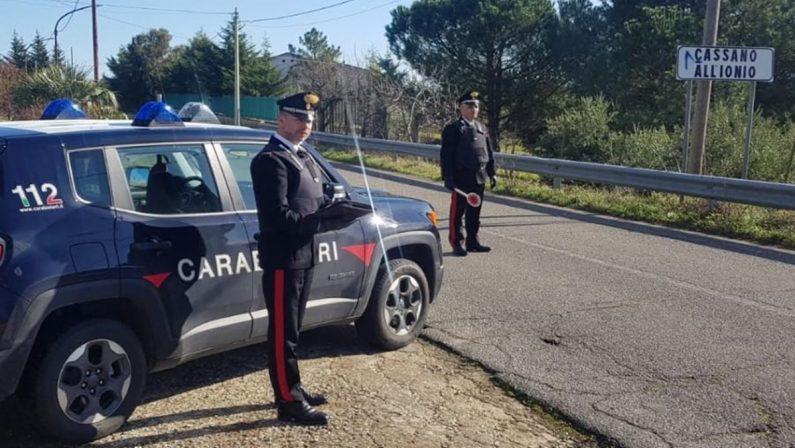 Agguato a colpi di pistola in provincia di Cosenza, ferito un uomo