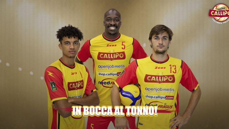 Volley: la Tonno Callipo saluta Abouba, Chinenyeze e Defalco dopo due stagioni