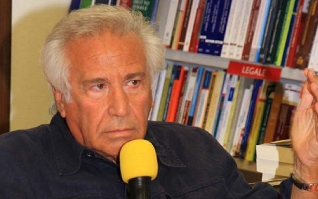 Claudio Signorile, l'ex ministro