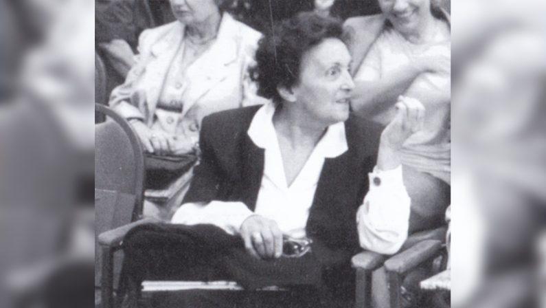Emilia Zinzi, un incontro in streaming a cento anni dalla nascita della storica dell'arte catanzarese