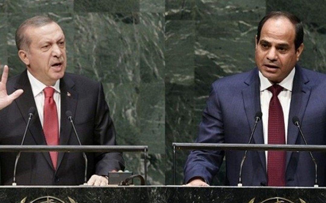 Erdogan e Al Sisi, due dittatori alla guida di Turchia e Egitto