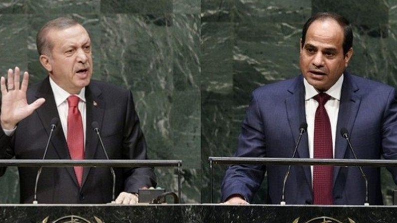 """Erdogan-Al Sisi sono i """"nostri"""" dittatori. I casi Regeni e Zaki non bloccano gli affari"""