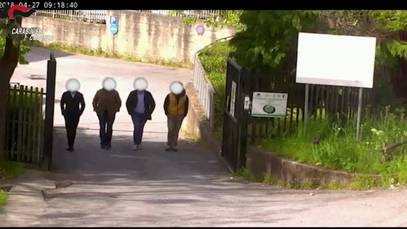 """Calabria Verde, indagati 14 presunti """"furbetti del cartellino"""" nel Cosentino"""