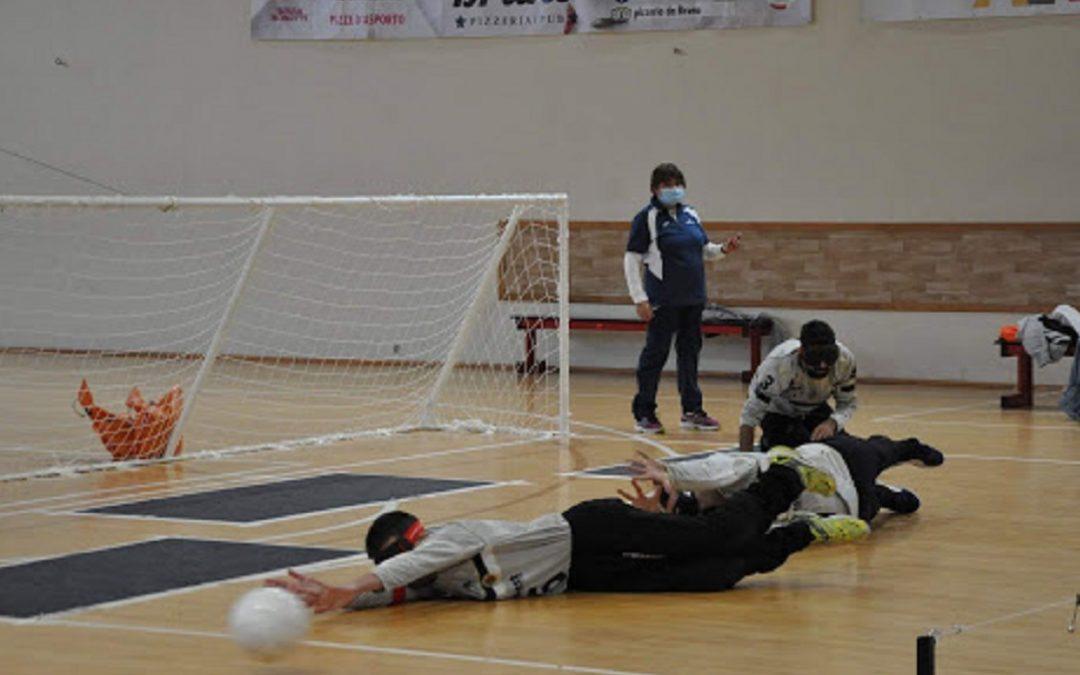 Una gara di Goalball
