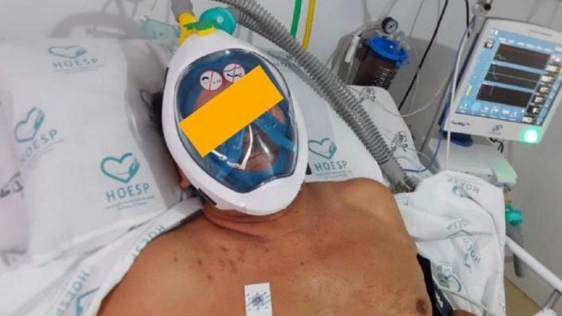 """L'associazione calabrese """"Visionari no profit"""" lancia una raccolta fondi per maschere per malati di covid"""