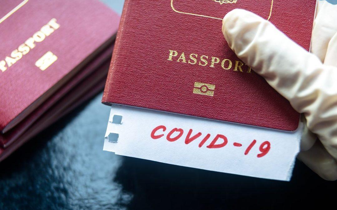 Passaporto vaccinale