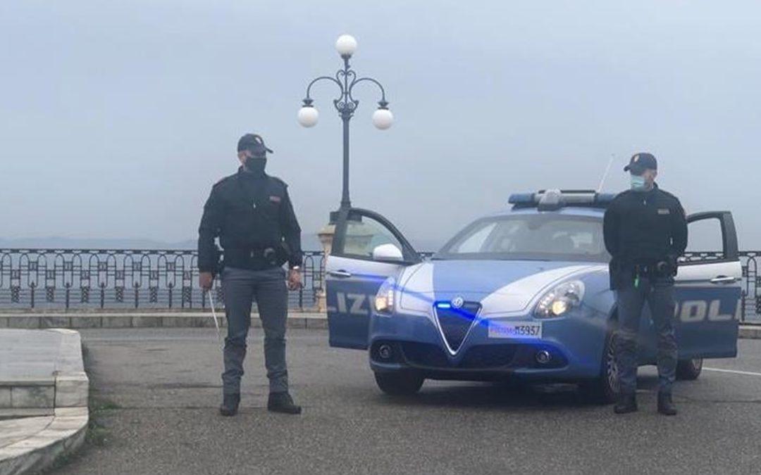 Reggio, vessava una coppia di anziani: arrestata mentre dà fuoco al loro portone