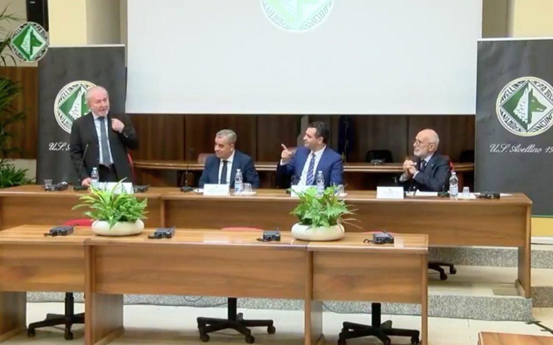 Presentato il progetto del nuovo Stadio Partenio Lombardi di Avellino
