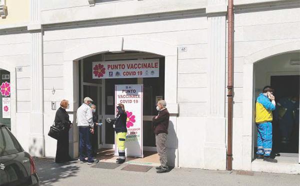 Vaccinati 68mila irpini