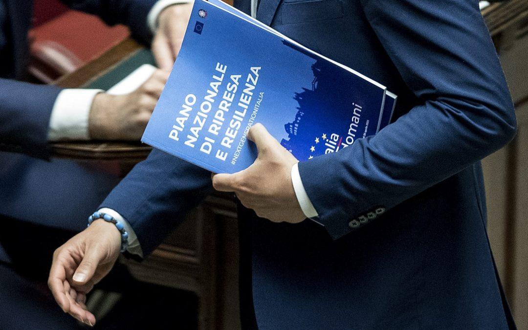 Il Pnrr nelle mani di un deputato