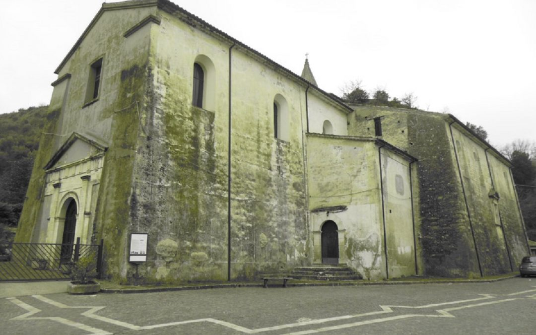 La chiesa dei Santi Pietro e Bartolomeo a Mendicino (Cosenza)
