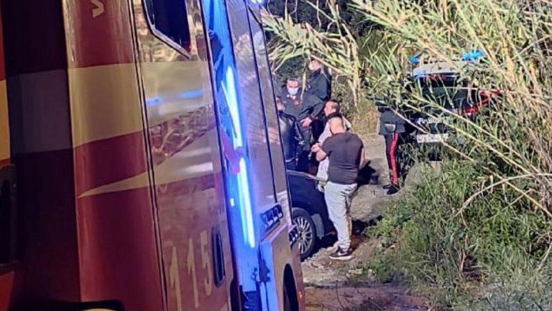 Uomo trovato senza vita nel Catanzarese, i familiari ne avevano denunciato la scomparsa