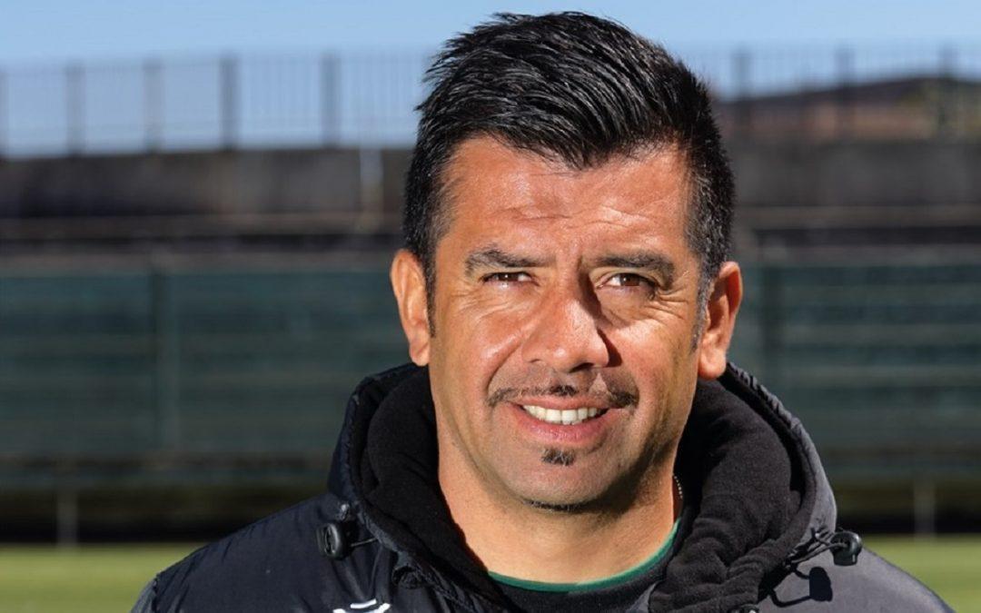 L'allenatore della Vigor Lamezia Jorge Vargas