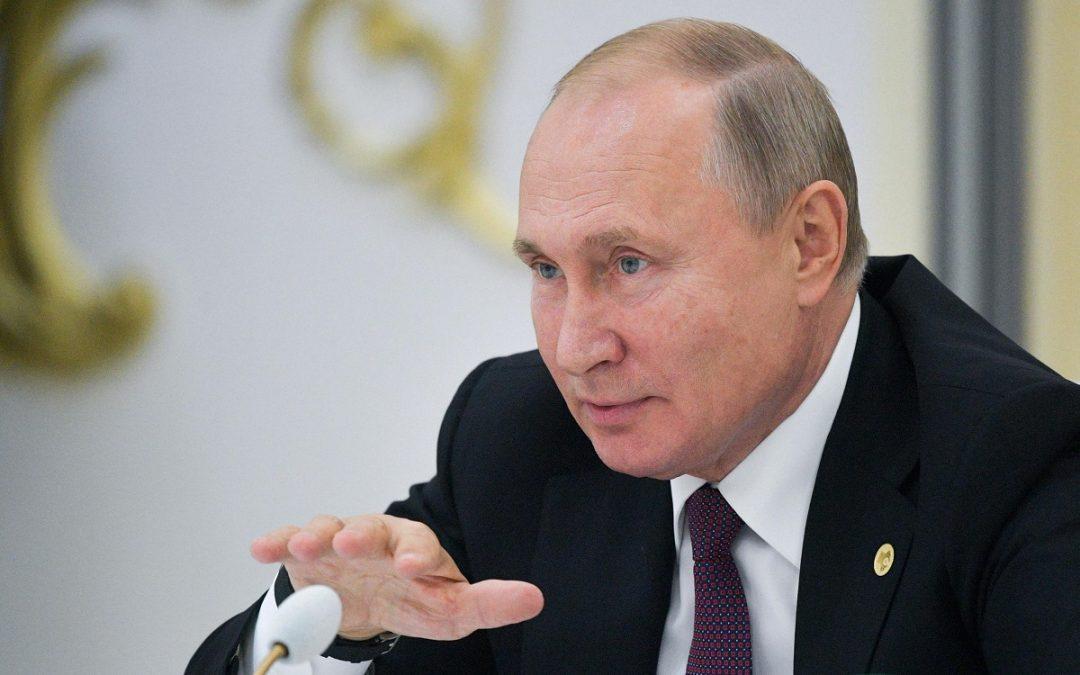Vladimir Putin, presidente della Federazione russa
