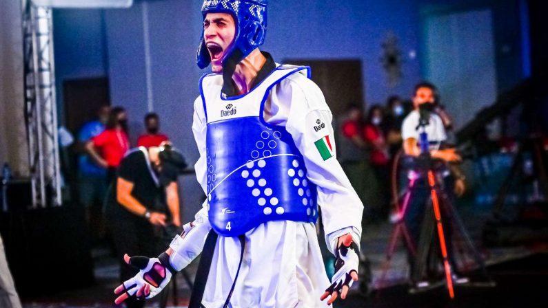 Taekwondo, Simone Alessio si qualifica per Tokyo nei -80 kg