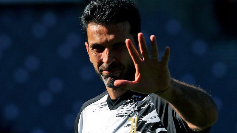 L'addio di Buffon alla Vecchia signora: «A fine stagione chiuderò con la Juventus»